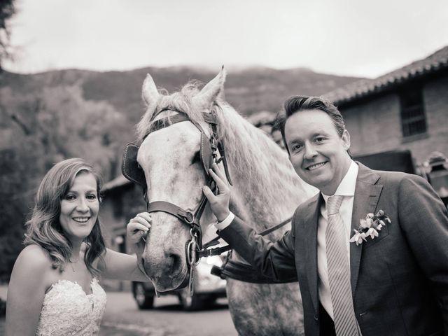 El matrimonio de Ángela y Jorge