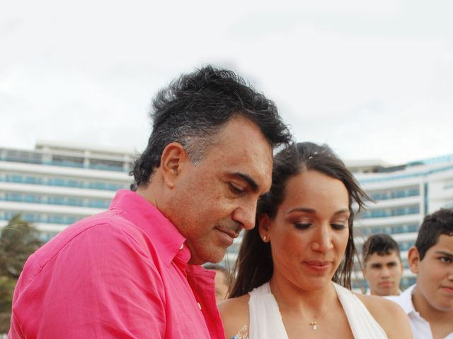 El matrimonio de William y Catalina en Cartagena, Bolívar 8