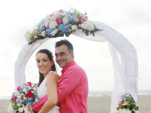 El matrimonio de William y Catalina en Cartagena, Bolívar 10