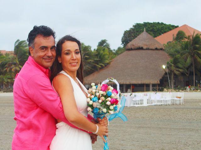 El matrimonio de William y Catalina en Cartagena, Bolívar 11