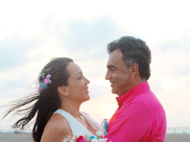 El matrimonio de William y Catalina en Cartagena, Bolívar 12