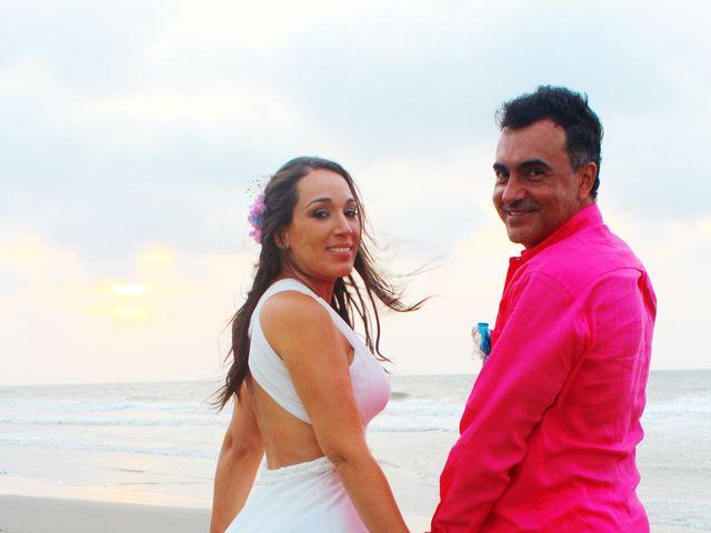 El matrimonio de William y Catalina en Cartagena, Bolívar 15