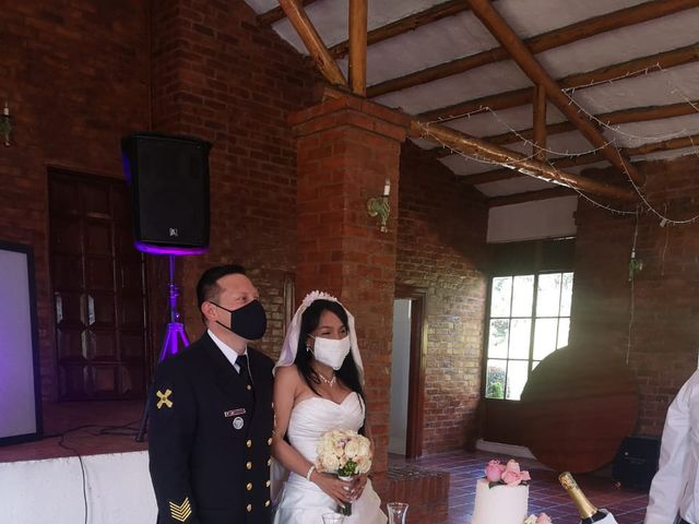 El matrimonio de Irina  y Oscar  en Cajicá, Cundinamarca 7
