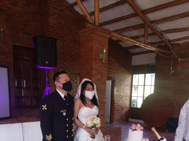 El matrimonio de Irina  y Oscar  en Cajicá, Cundinamarca 13