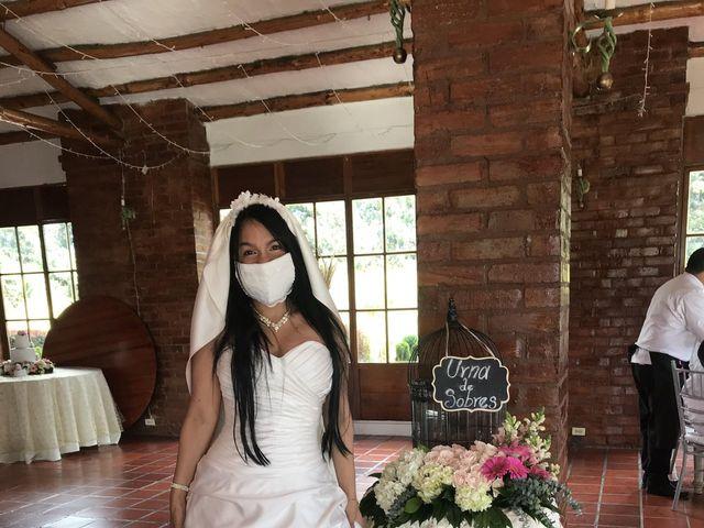 El matrimonio de Irina  y Oscar  en Cajicá, Cundinamarca 14