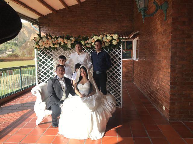 El matrimonio de Irina  y Oscar  en Cajicá, Cundinamarca 16