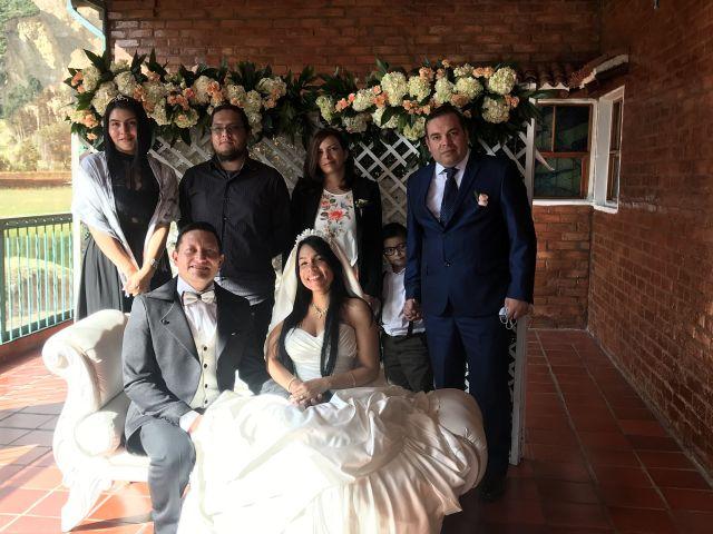 El matrimonio de Irina  y Oscar  en Cajicá, Cundinamarca 17