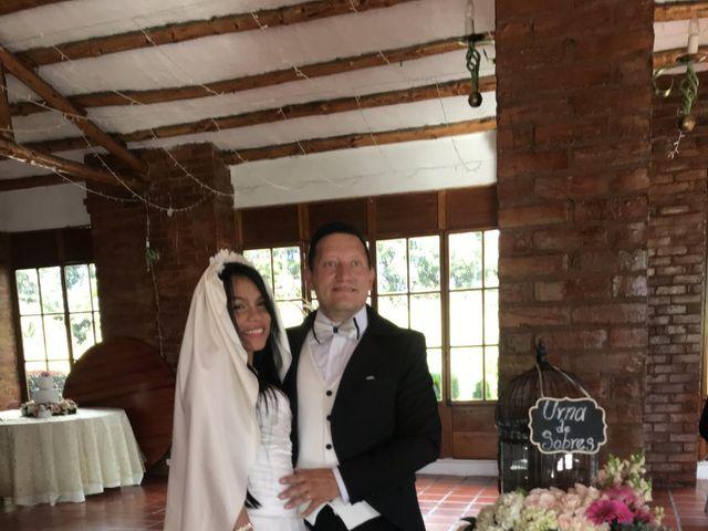 El matrimonio de Irina  y Oscar  en Cajicá, Cundinamarca 1