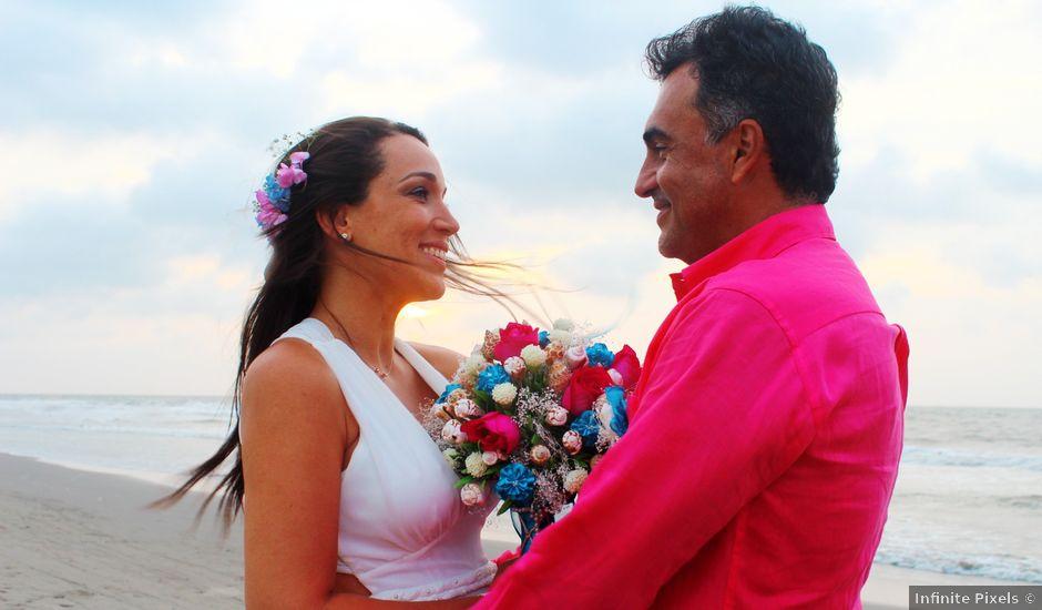 El matrimonio de William y Catalina en Cartagena, Bolívar
