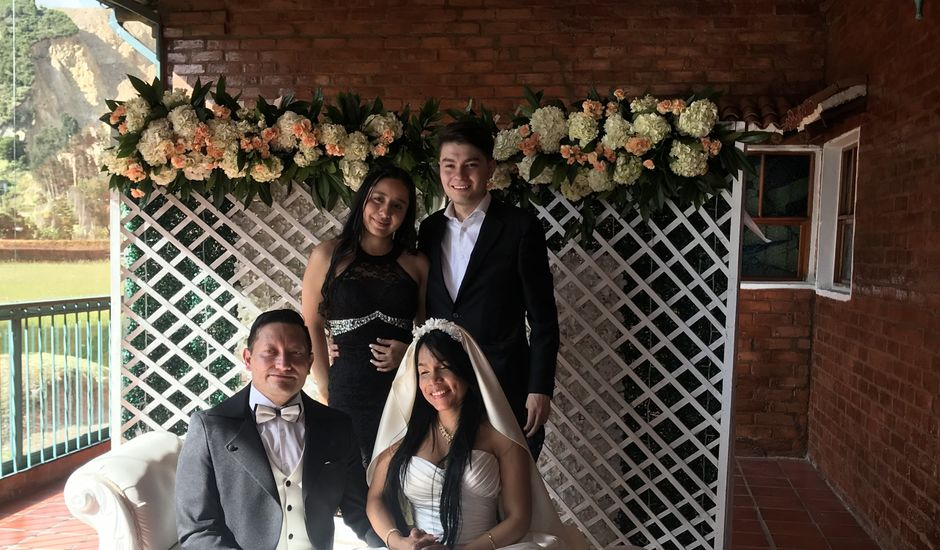 El matrimonio de Irina  y Oscar  en Cajicá, Cundinamarca
