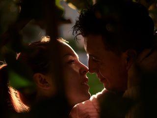El matrimonio de Oscar y Yura 1