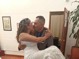 El matrimonio de Catherine  y Gustavo  2