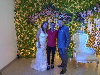 El matrimonio de Catherine  y Gustavo