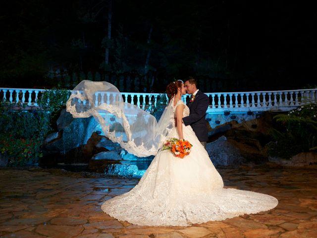 El matrimonio de Yura y Oscar en Bogotá, Bogotá DC 17