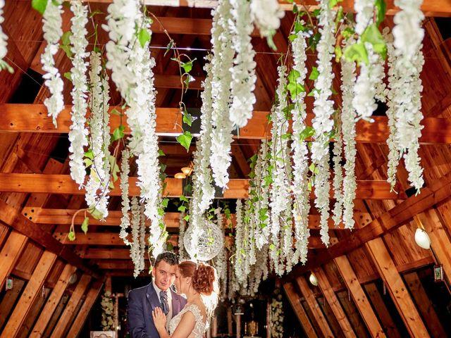 El matrimonio de Yura y Oscar en Bogotá, Bogotá DC 25