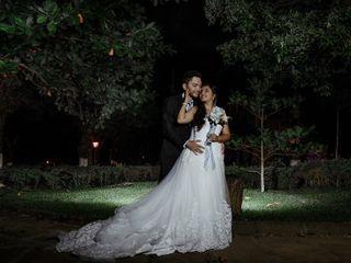 El matrimonio de Mayra y Andres