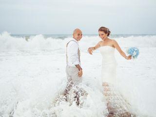 El matrimonio de Sandra y Jimmy