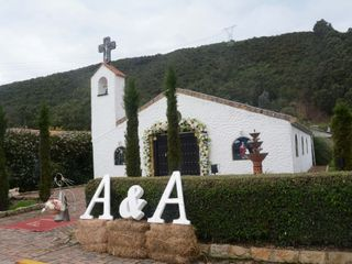 El matrimonio de Angie  y Andrés  1