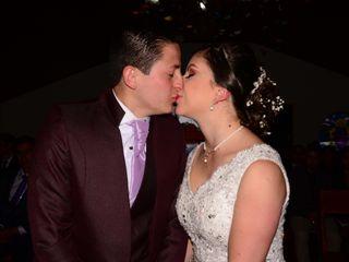 El matrimonio de Angie  y Andrés