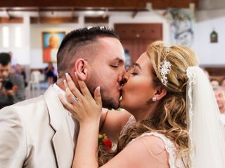 El matrimonio de Alejandra y Alexander