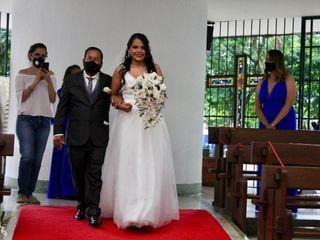 El matrimonio de Jasmín y Luis Fernando 1