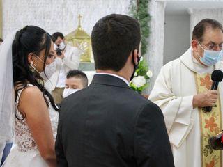 El matrimonio de Jasmín y Luis Fernando 2