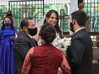 El matrimonio de Jasmín y Luis Fernando 3