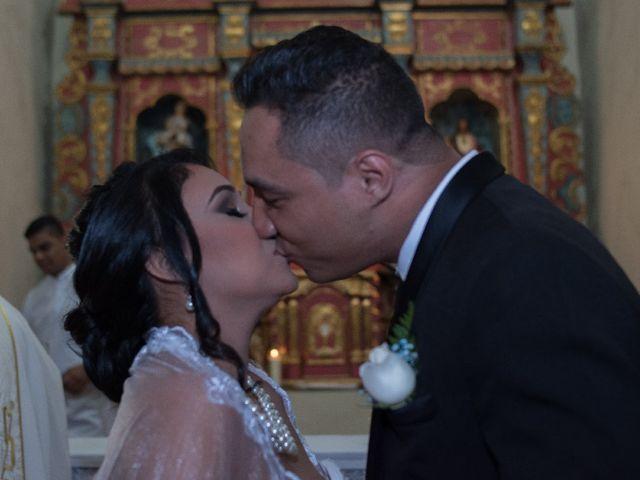 El matrimonio de Tibisay  y Eduardo