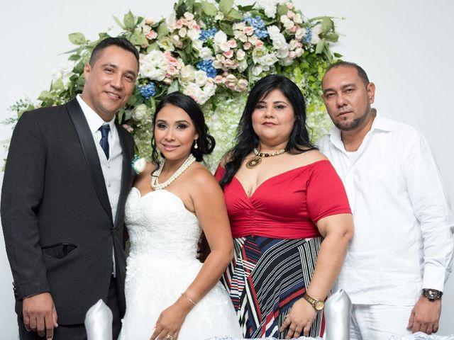 El matrimonio de Eduardo  y Tibisay  en Santa Marta, Magdalena 1