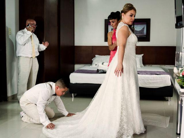 El matrimonio de Alexander y Alejandra en Medellín, Antioquia 12