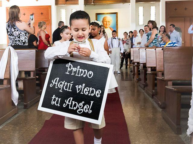 El matrimonio de Alexander y Alejandra en Medellín, Antioquia 16
