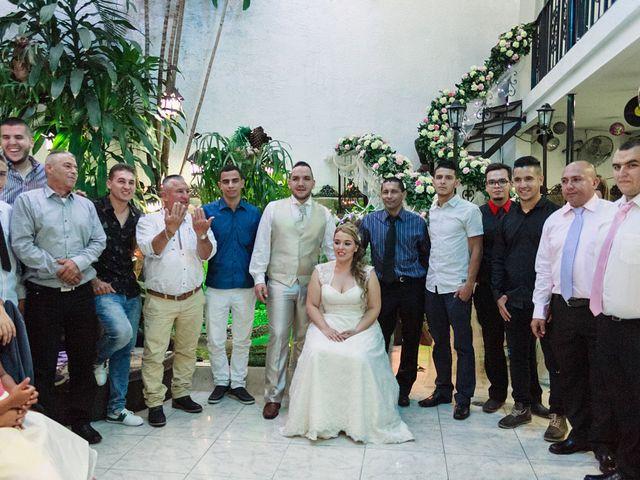 El matrimonio de Alexander y Alejandra en Medellín, Antioquia 37
