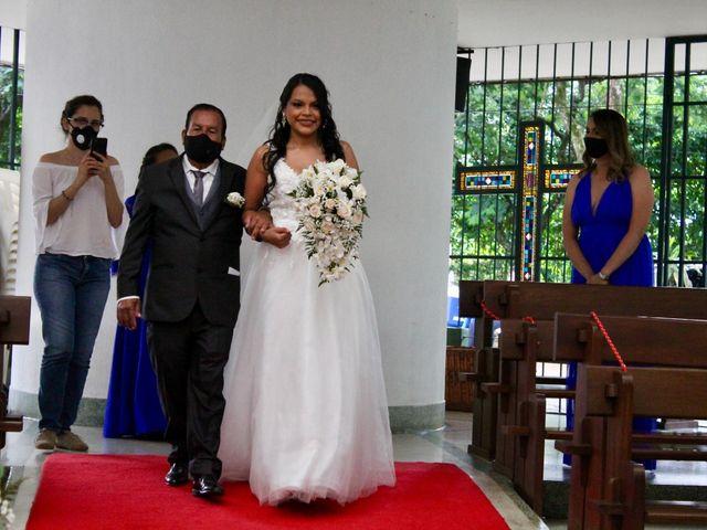 El matrimonio de Luis Fernando y Jasmín en Cali, Valle del Cauca 1