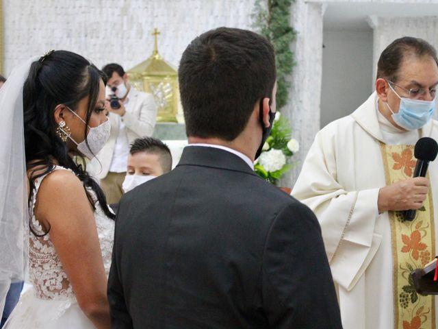 El matrimonio de Luis Fernando y Jasmín en Cali, Valle del Cauca 2