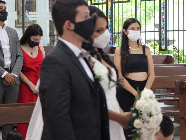 El matrimonio de Luis Fernando y Jasmín en Cali, Valle del Cauca 4