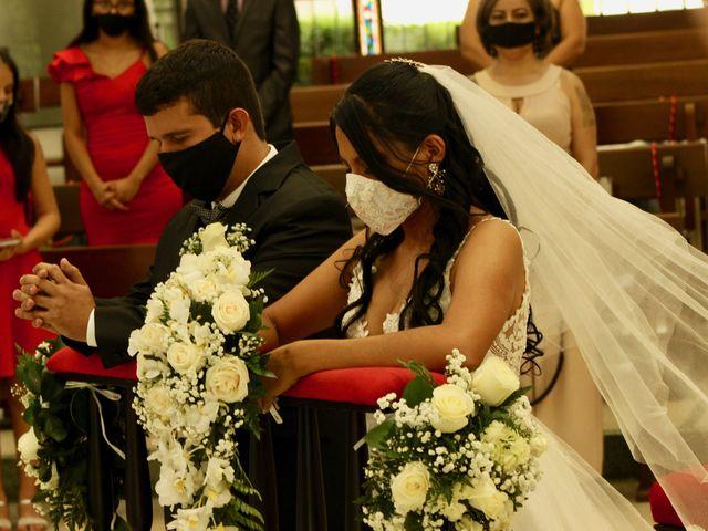 El matrimonio de Luis Fernando y Jasmín en Cali, Valle del Cauca 5