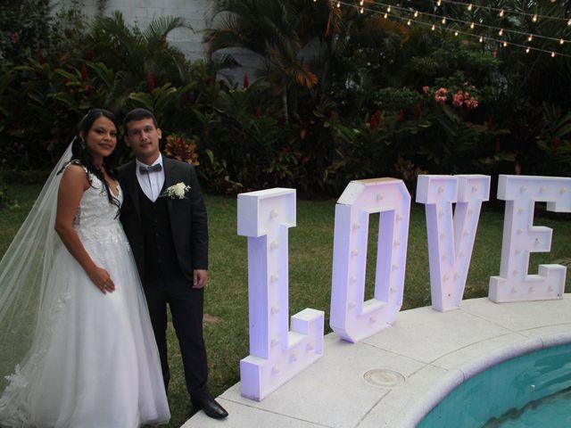 El matrimonio de Luis Fernando y Jasmín en Cali, Valle del Cauca 10