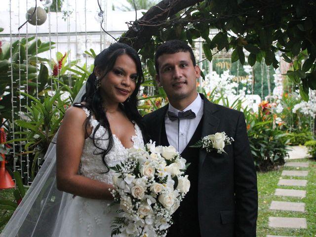 El matrimonio de Luis Fernando y Jasmín en Cali, Valle del Cauca 11