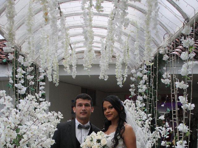 El matrimonio de Luis Fernando y Jasmín en Cali, Valle del Cauca 12