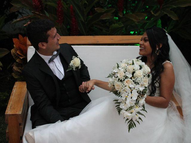 El matrimonio de Luis Fernando y Jasmín en Cali, Valle del Cauca 13