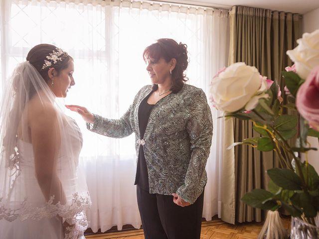 El matrimonio de Rodrigo y Andrea en Chía, Cundinamarca 8