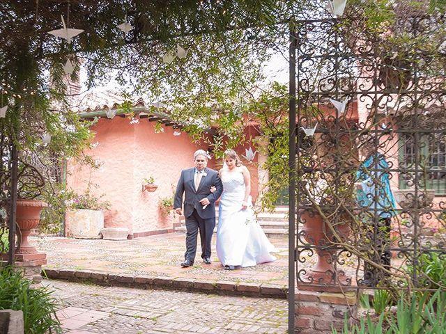El matrimonio de Rodrigo y Andrea en Chía, Cundinamarca 14
