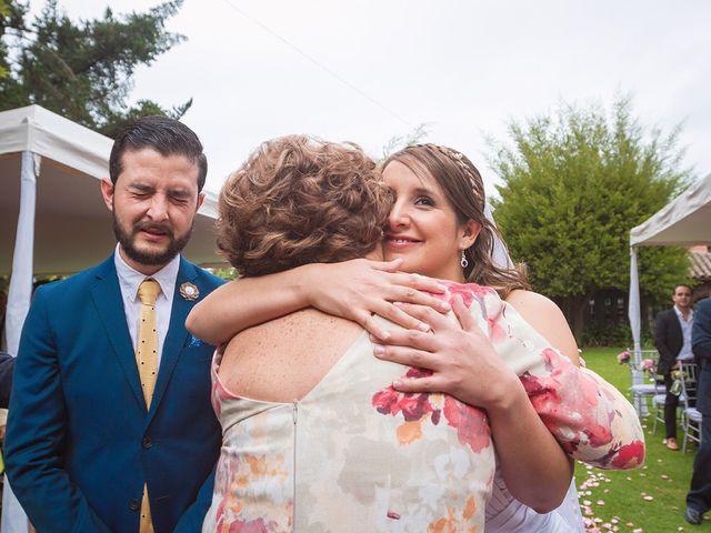 El matrimonio de Rodrigo y Andrea en Chía, Cundinamarca 16
