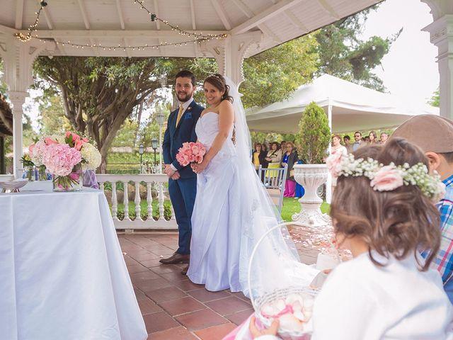 El matrimonio de Rodrigo y Andrea en Chía, Cundinamarca 18
