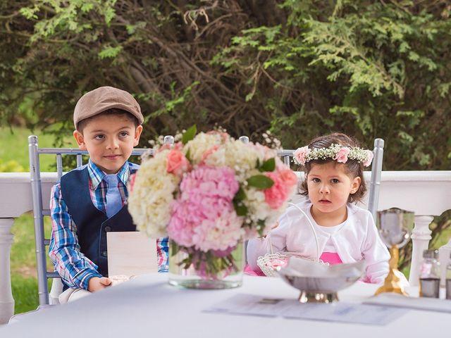 El matrimonio de Rodrigo y Andrea en Chía, Cundinamarca 19