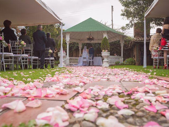 El matrimonio de Rodrigo y Andrea en Chía, Cundinamarca 20