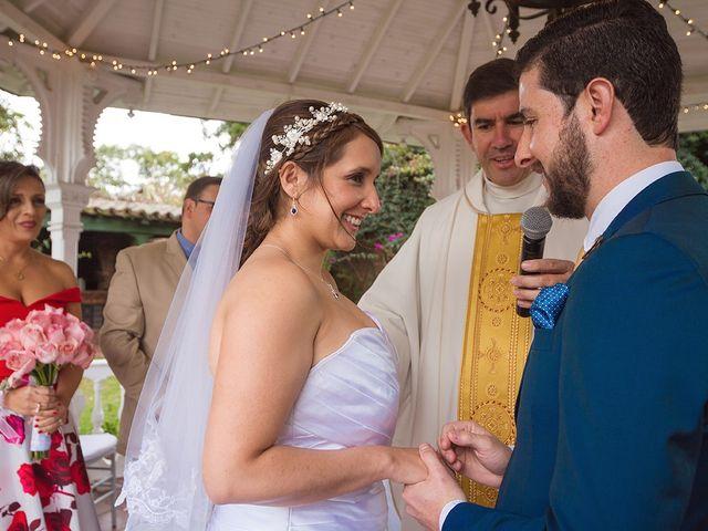 El matrimonio de Rodrigo y Andrea en Chía, Cundinamarca 22