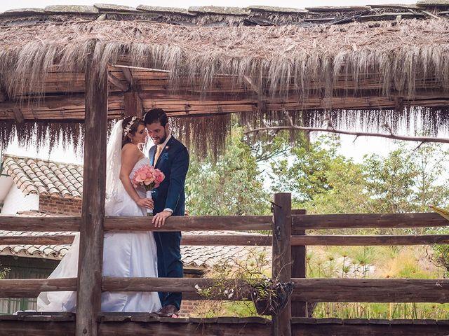 El matrimonio de Rodrigo y Andrea en Chía, Cundinamarca 25