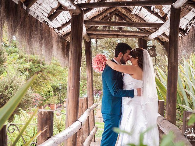 El matrimonio de Rodrigo y Andrea en Chía, Cundinamarca 26