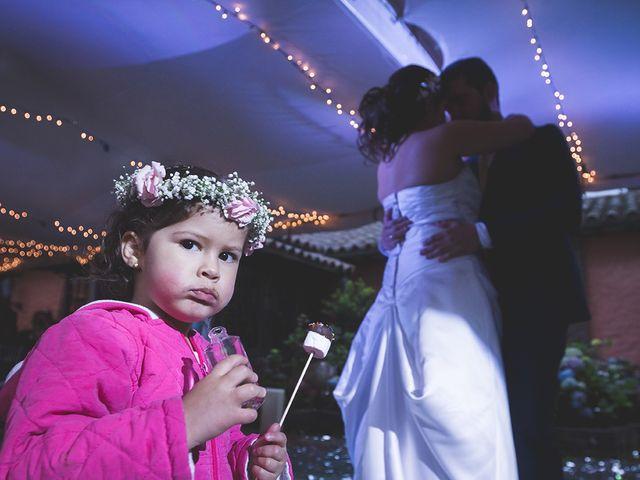 El matrimonio de Rodrigo y Andrea en Chía, Cundinamarca 28